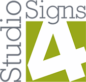 Studio 4 Signs Logo